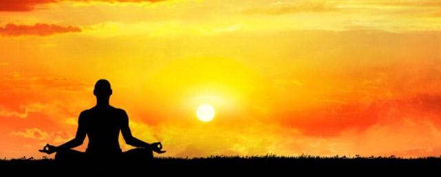 Meditate gente, meditate.